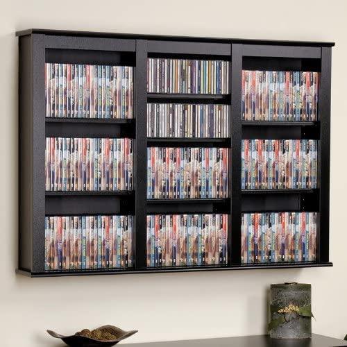 Prepac Triple Wall Mounted Storage Cabinet
