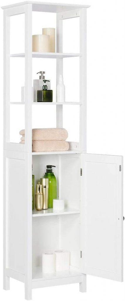 Yaheetech Bathroom Floor Cabinet