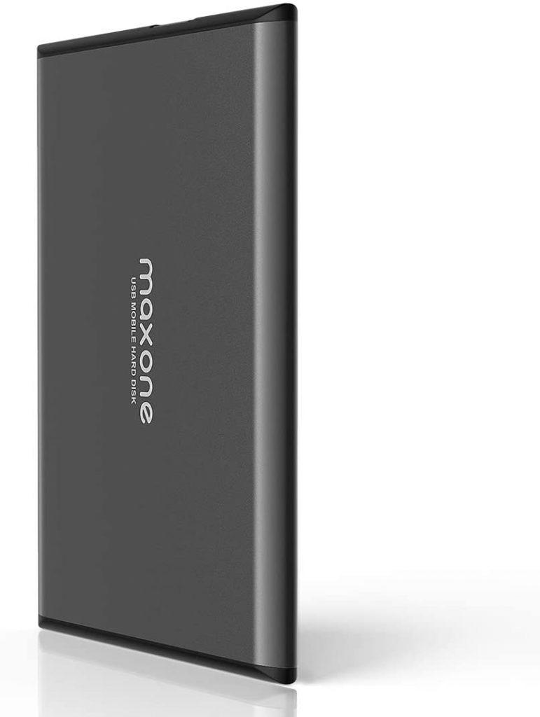 Maxone 2TB Ultra Slim Portable External Hard Drive HDD