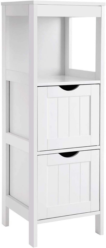 VASAGLE Multifunctional Bathroom Storage Organizer