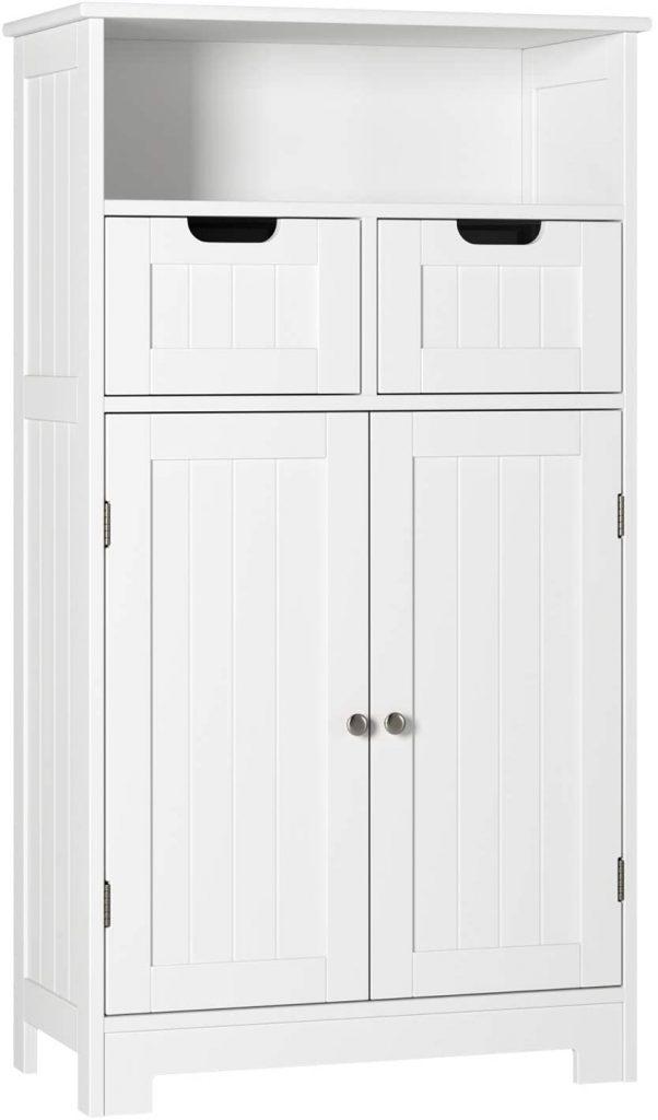HOMECHO Bathroom Floor Cabinet
