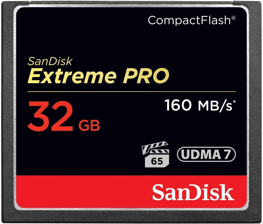 SanDisk Extreme PRO 32GB Memory Card
