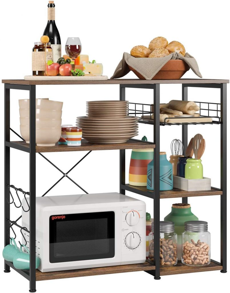 Homfa Kitchen Baker's Rack