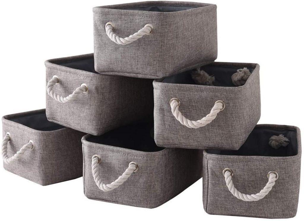 pulnimus Fabric Storage Baskets