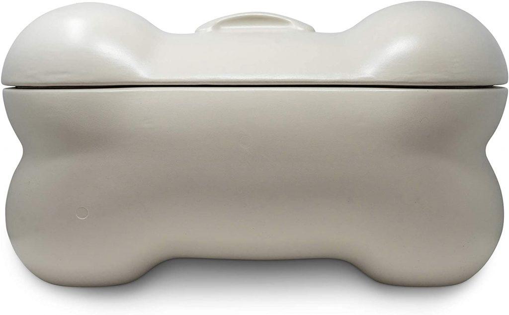 OurPets Big Bone Dog Toy, Dog Food & Dog Toy Box Storage Container
