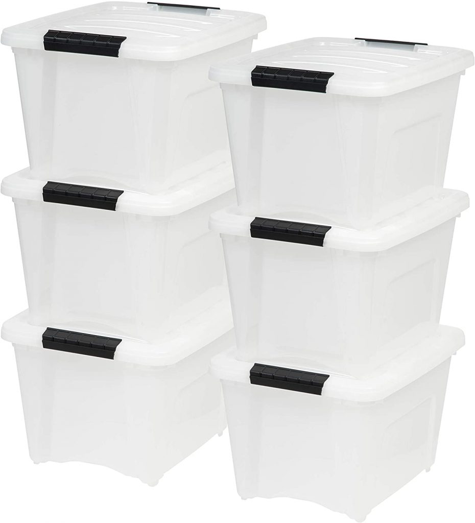 Storage Bins And Boxes