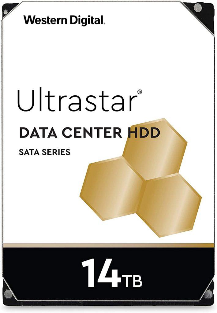 Western Digital 14TB Ultrastar DC HC530 SATA HDD