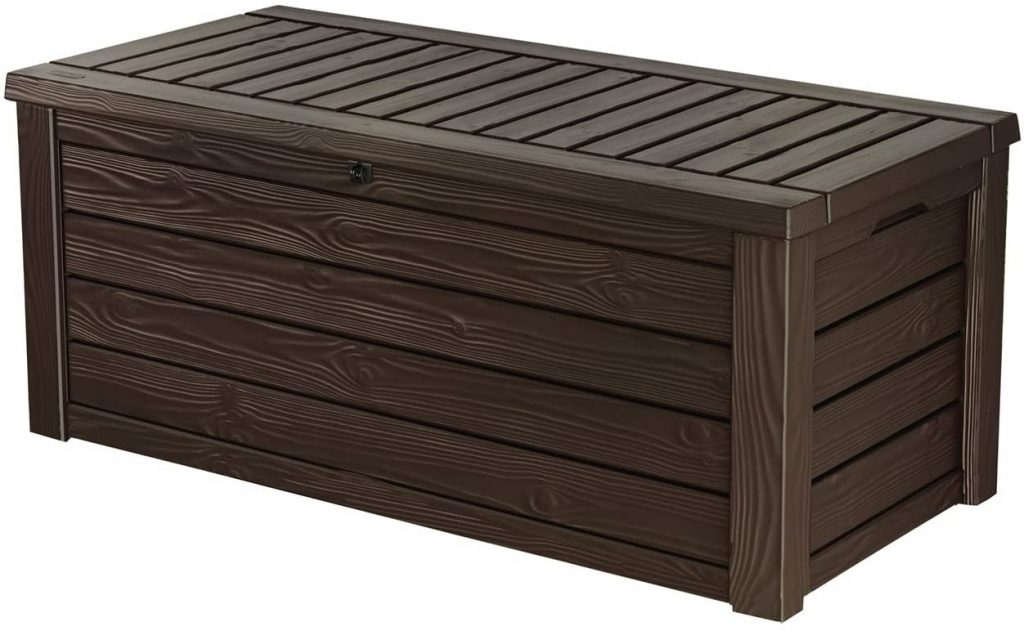 Keter Westwood 150 Gallon Resin Large Deck Box