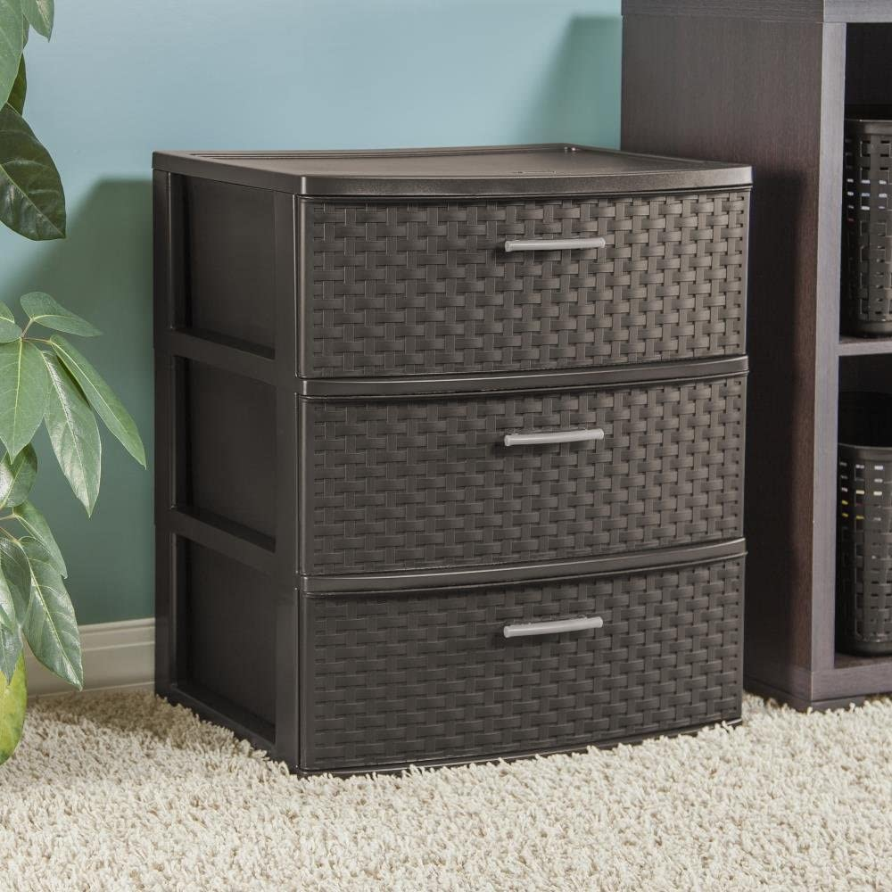 How Plastic Storage Drawers Help You Declutter The Mess?