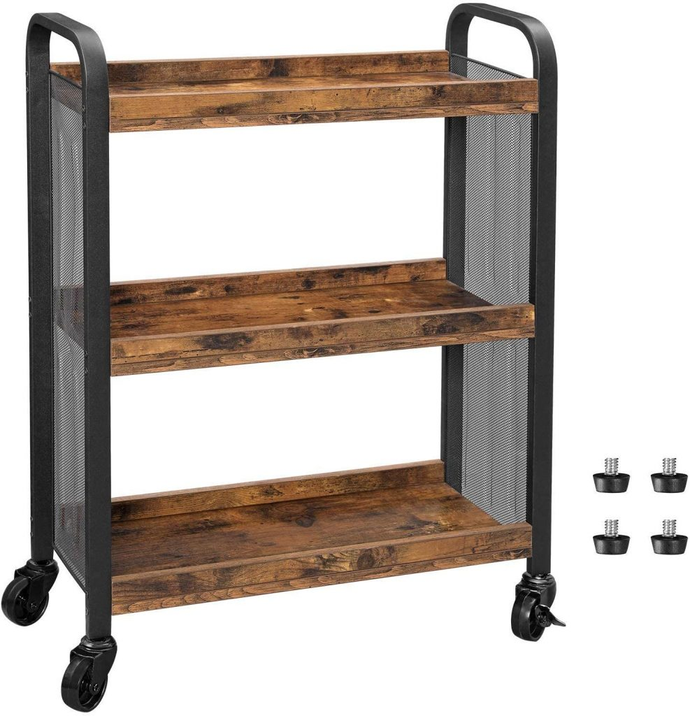 VASAGLE DAINTREE Serving Cart