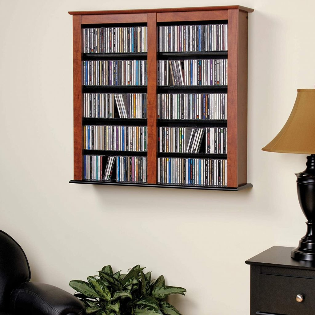 Prepac Double Wall Mounted Storage Cabinet