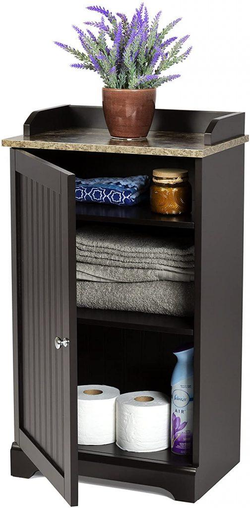 Best Choice Products Bathroom Floor Storage Organizer
