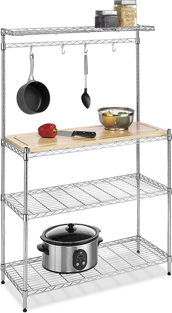 Whitmor Supreme Baker's Rack