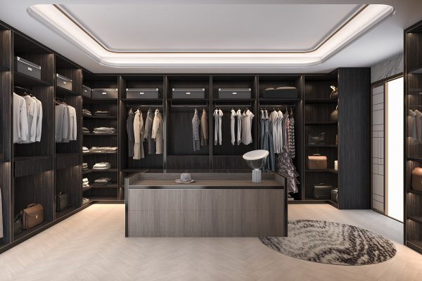 A Step-By-Step Guide To DIY Walk In Closet