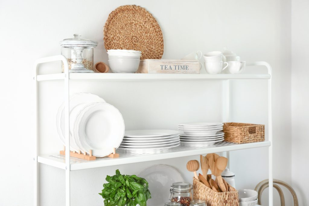 20 Ingenious Kitchen Storage Racks Ideas To Try