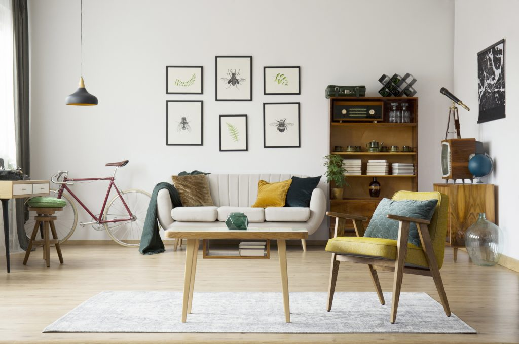 DIY Living Room Storage Cabinet