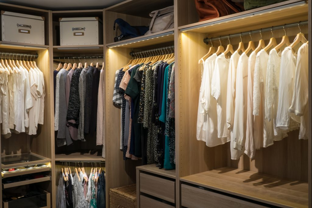 Picture of: A Step By Step Guide To Diy Walk In Closet Storables
