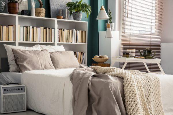 15 Smart DIY Small Bedroom Storage Ideas