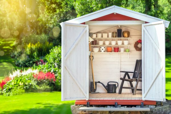 18 Great Outdoor Storage You Can Never Miss