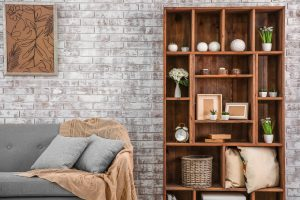 How to DIY Living Room Storage Cabinet