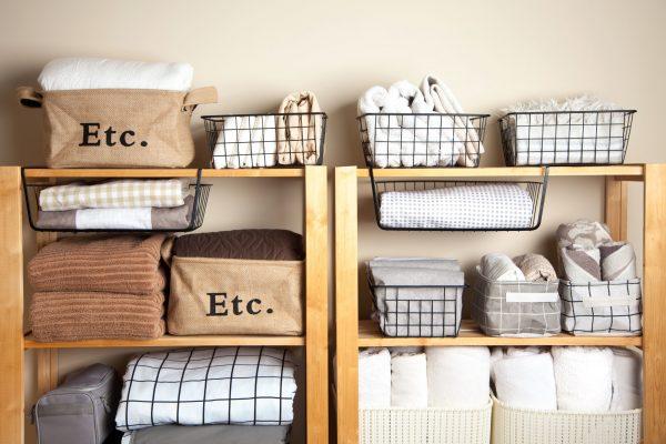 How to DIY Storage Baskets?