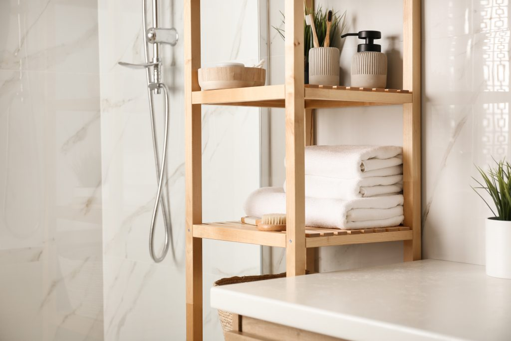 50 Super Simple Bathroom Storage Ideas That Work