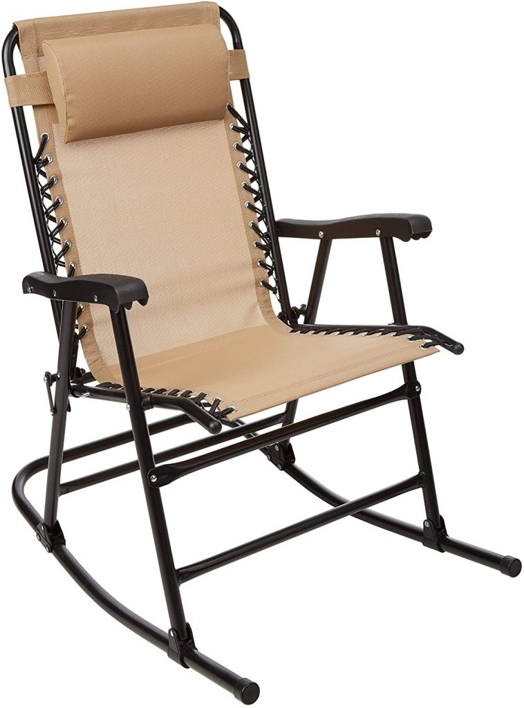 AmazonBasics Outdoor Rocking Chair
