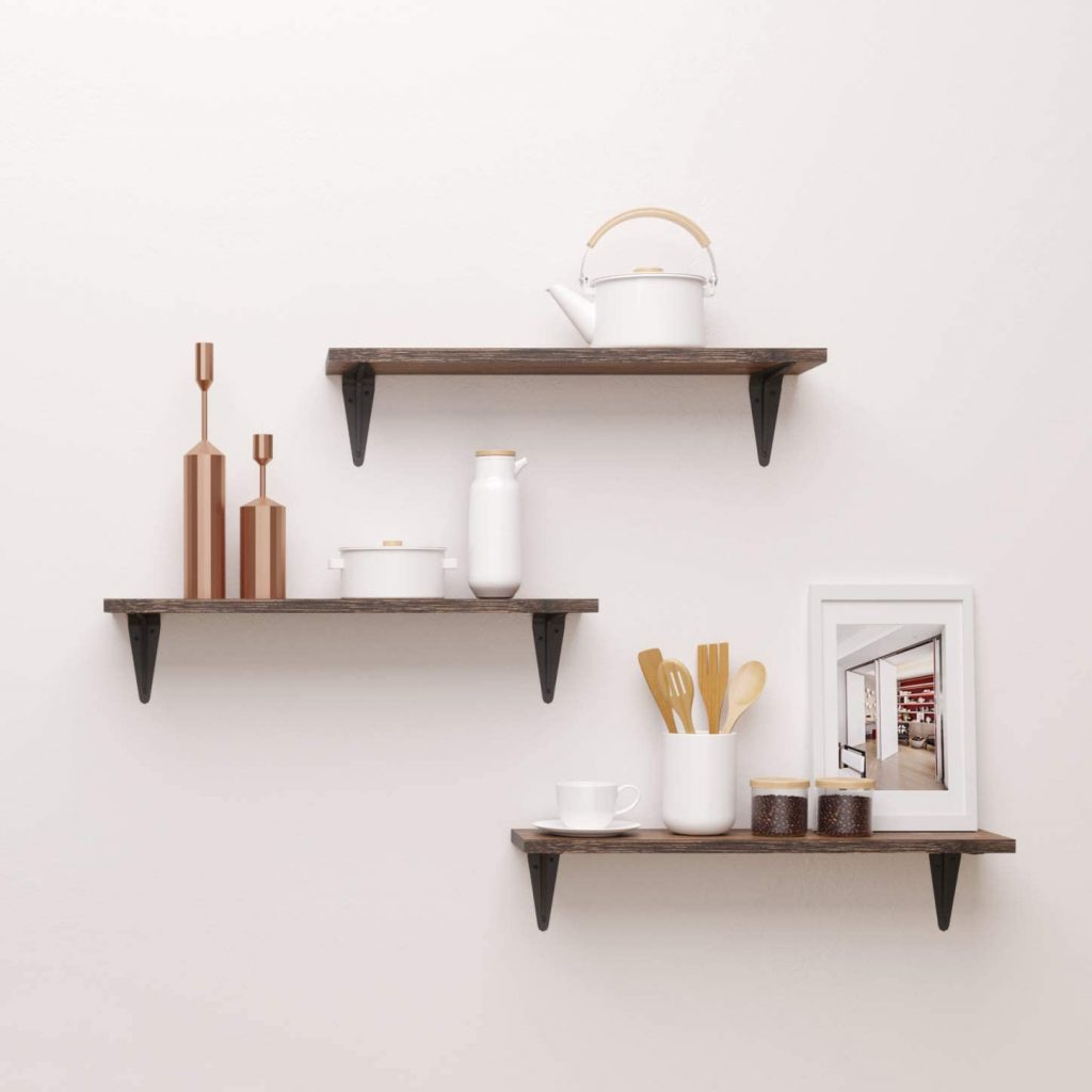 Floating Storage Shelves: An Easy DIY Guide