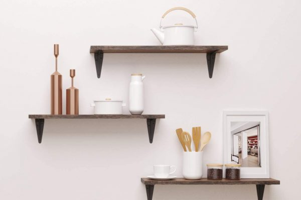 20 Best Space-Saving Floating Shelves To Awe Your Friends