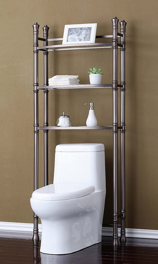 Best Living Monaco Bathroom Etagere Shelf