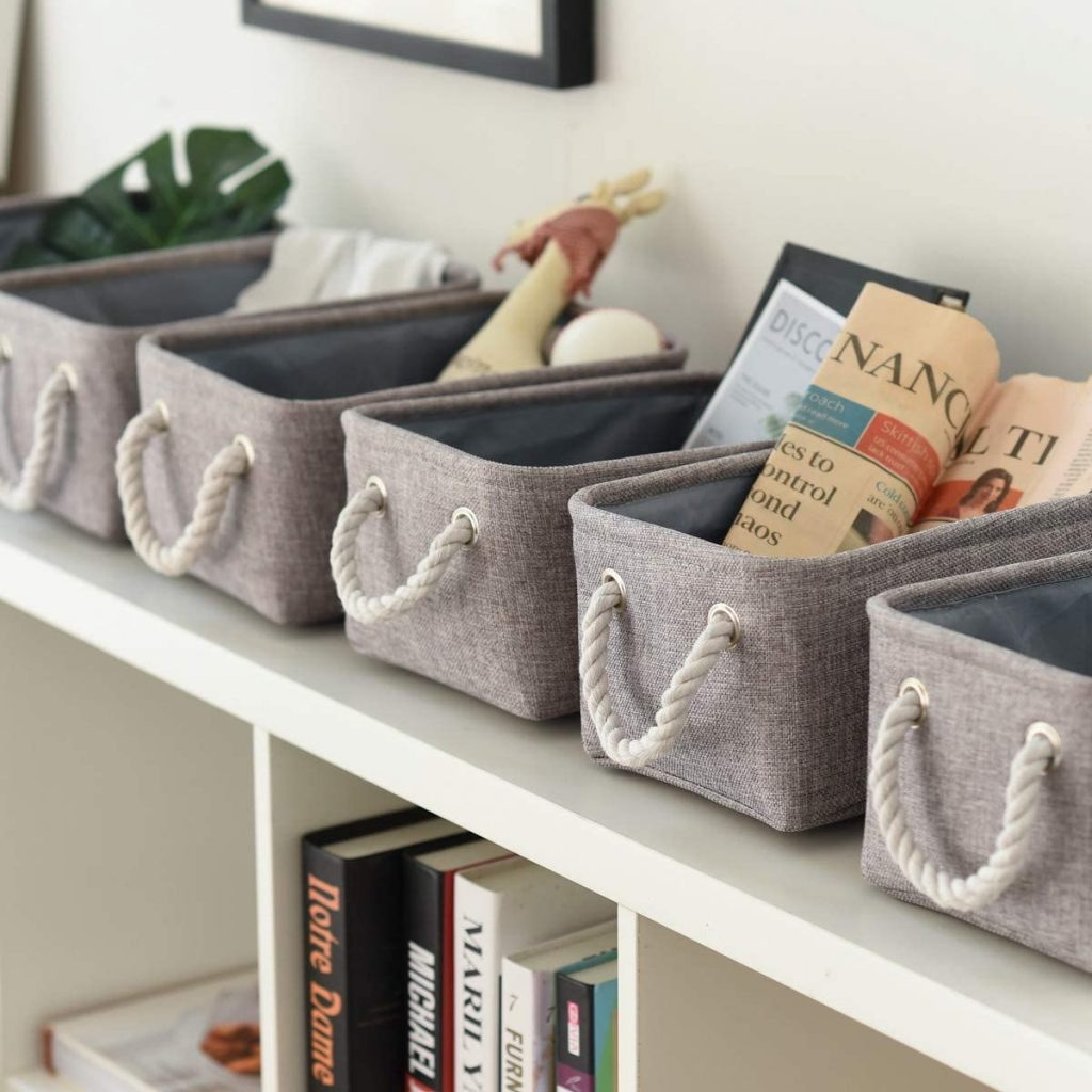 Top 25 Decorative Storage Baskets For A Stylish  Touch