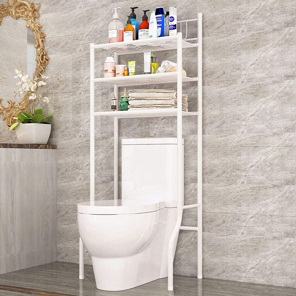 FKUO 3-Tier Over The Toilet Storage Rack