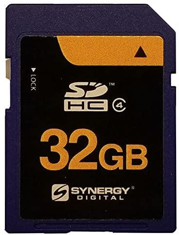 Fujifilm SHDC Card
