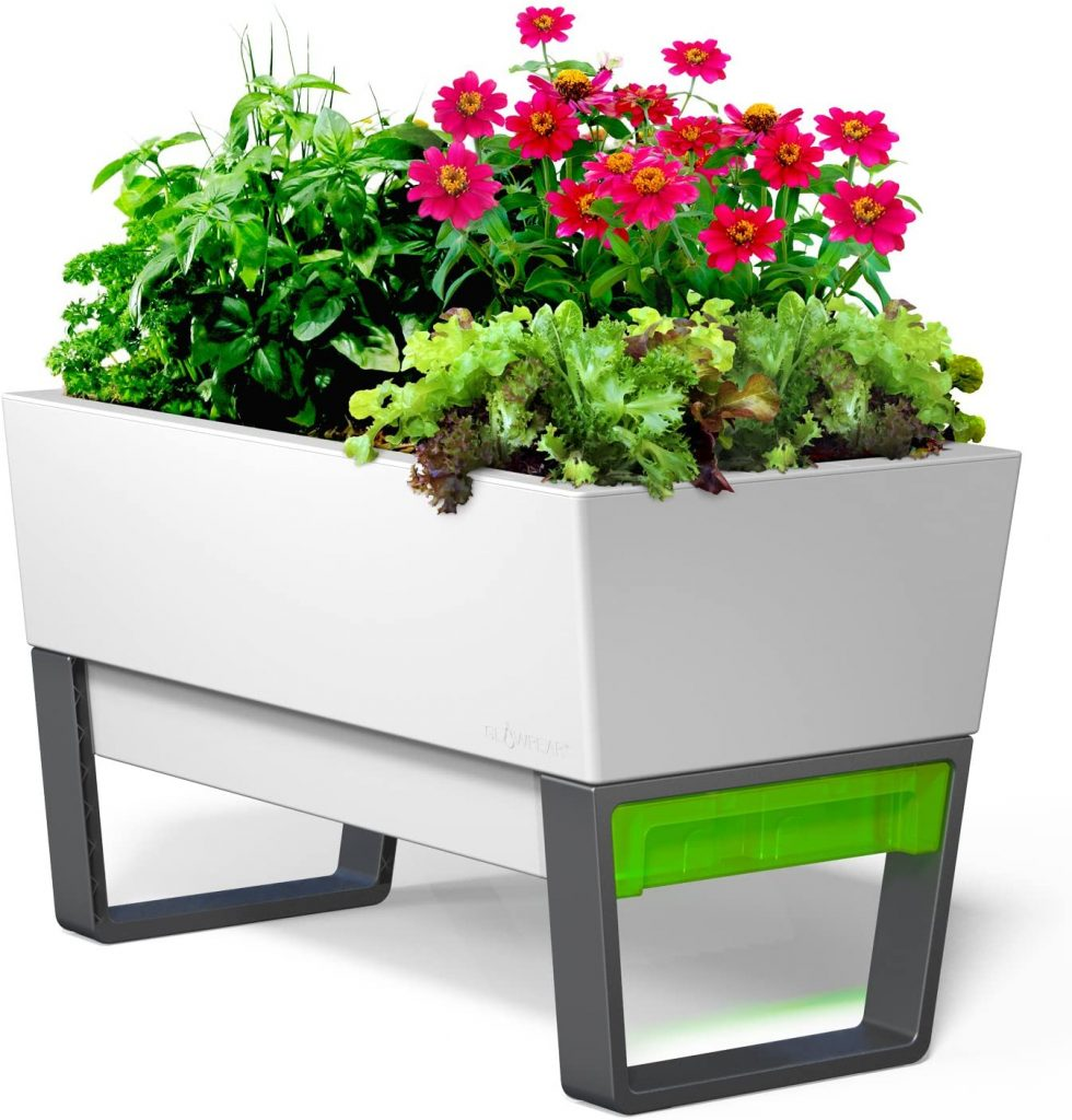 Glowpear Self-Watering Urban Garden Planter