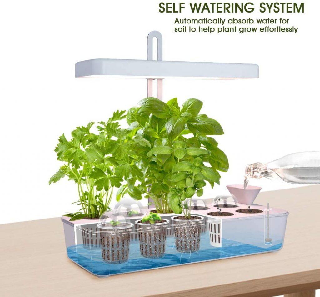 GrowLED Indoor Garden Germination Kit