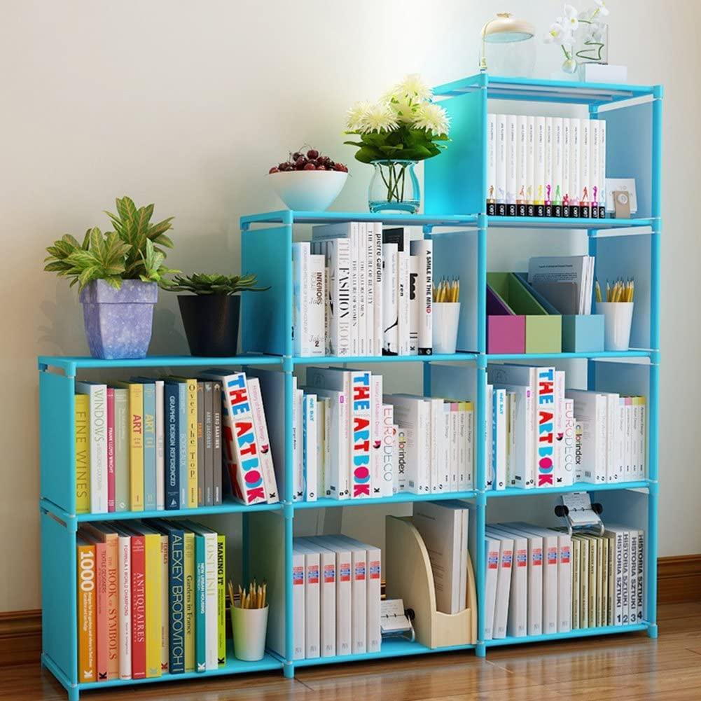 Jaketen DIY Adjustable Bookcase