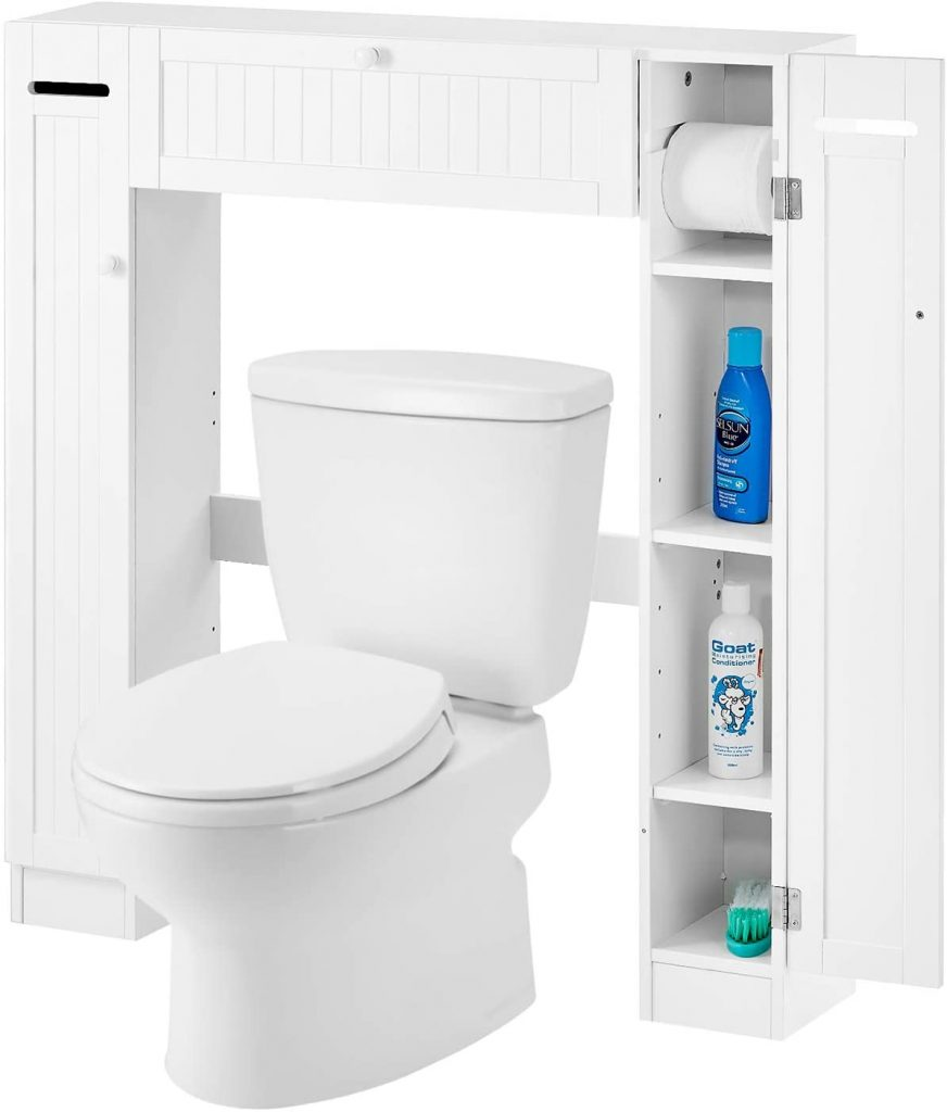 Kealive Over The Toilet Storage Cabinet