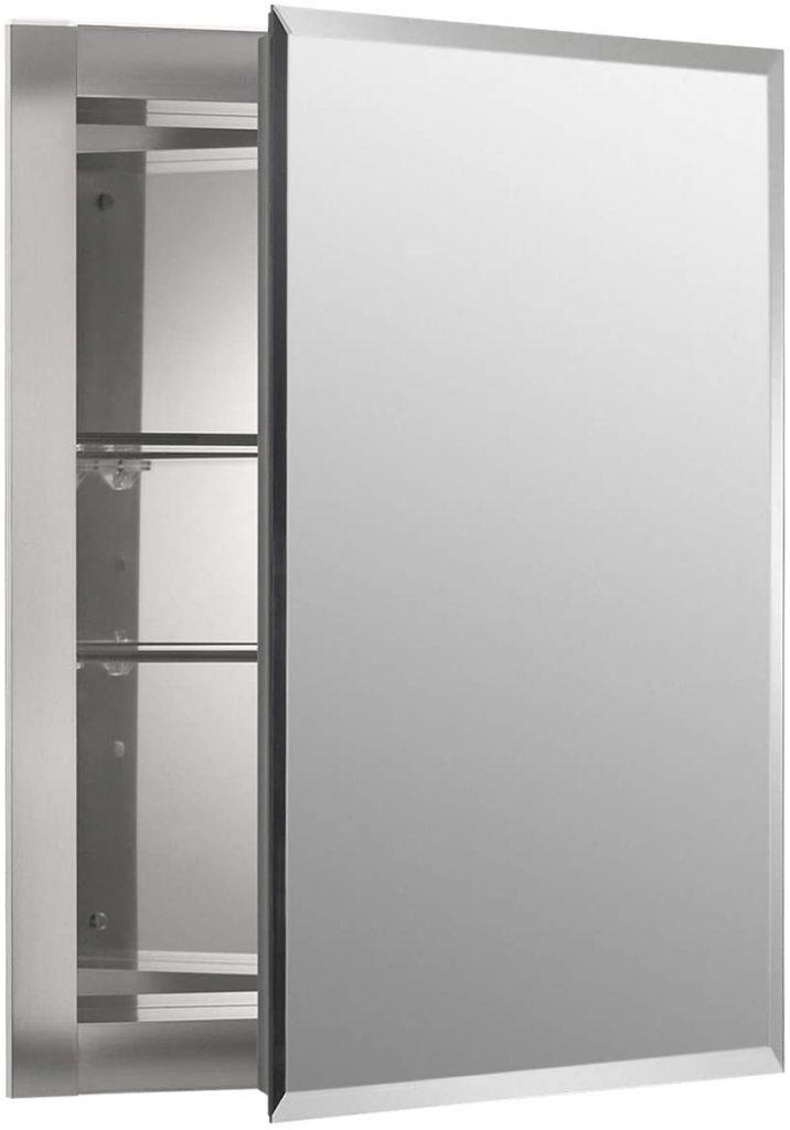 Kohler Aluminium Bathroom Cabinet