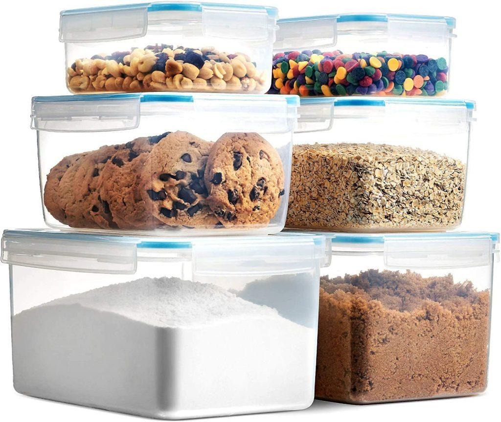Komax Biokips Airtight Food Storage Containers