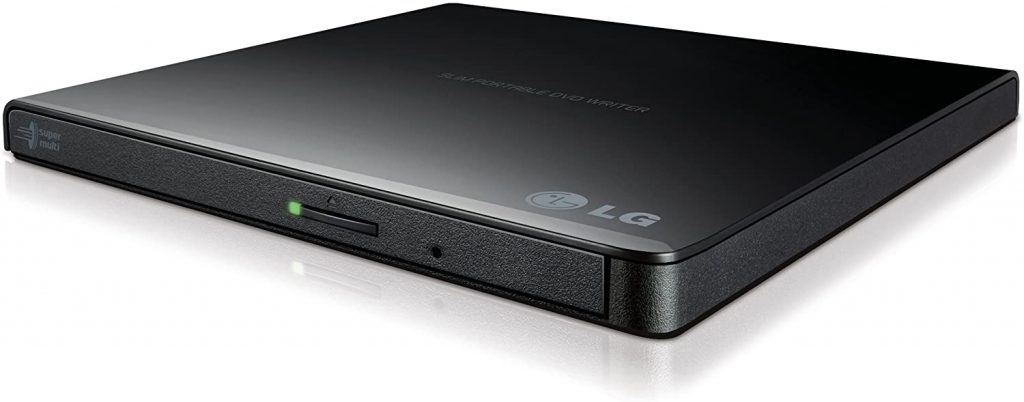 LG Ultraslim DVD External Loader