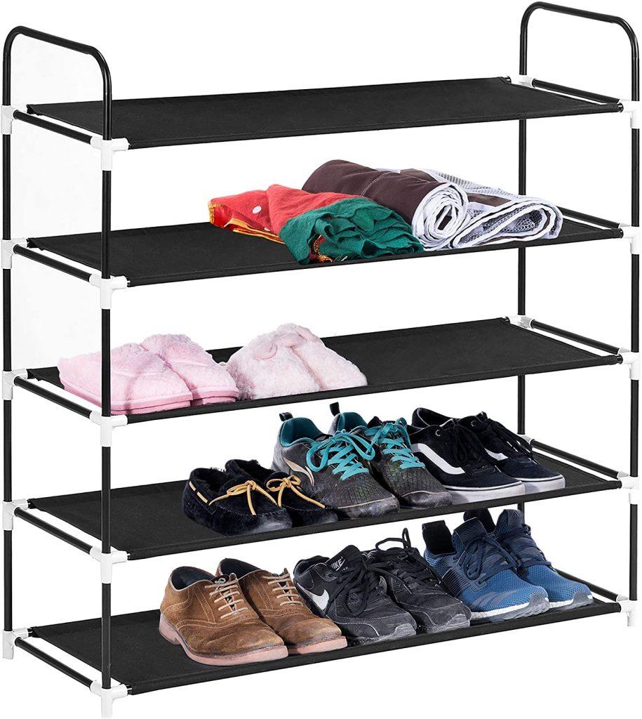 MaidMAX Standing Shoe Rack