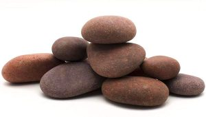 Margo Garden Products large red rocks