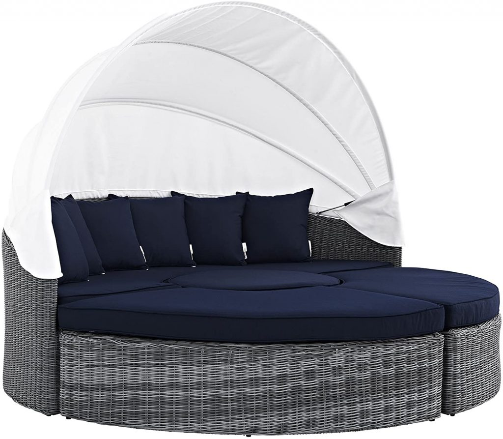 Modway Summon Outdoor Patio Daybed