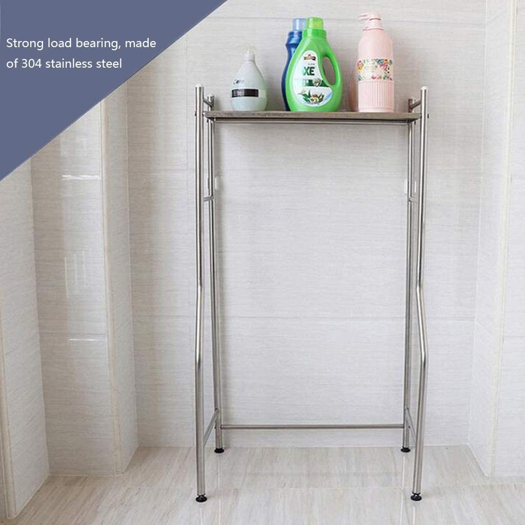 Over Toilet Storage Stainless Steel Bathroom Shelf