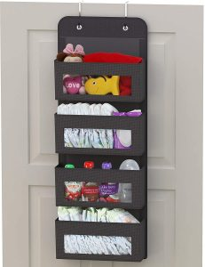 Over the Wall 4 Clear Window Pocket Organizer