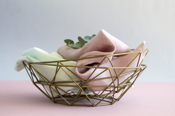 How To Create Storage Baskets For Shelves?