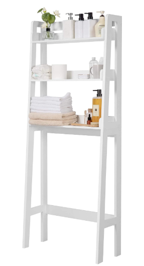 Yaheetech 3-Shelf Over-The-Toilet Storage Rack