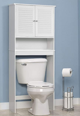 Giantex Bathroom Over-The-Toilet Space Saver Storage