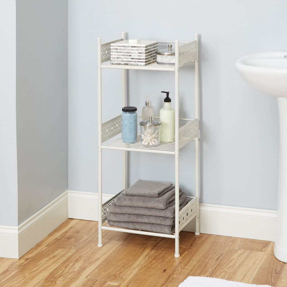 Free Standing Shelves Silverwood