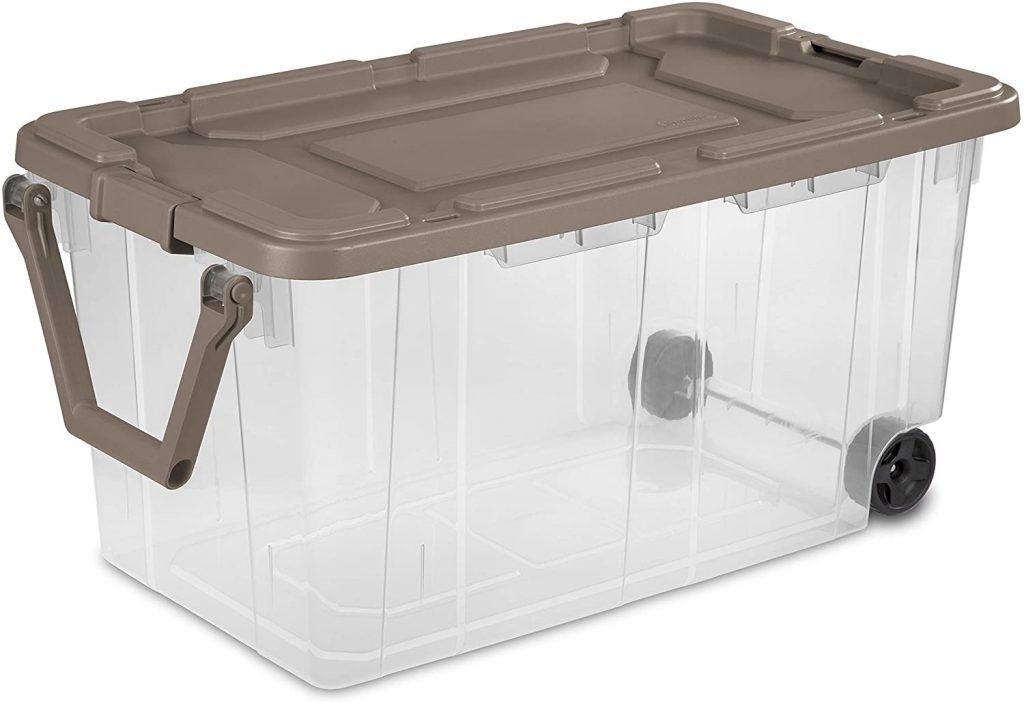 Sterilite 160 qt. Storage Box (6-Pack)